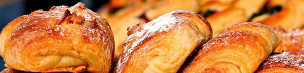 Pečivo a cukrářské výrobky