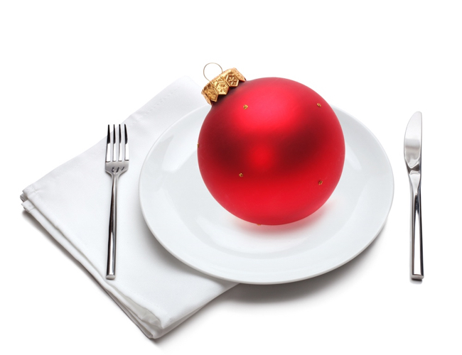 vánoční nákup