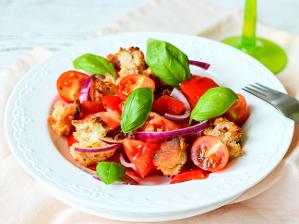 Panzanella – pravý italský salát