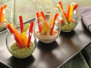Hranolky z kořenové zeleniny