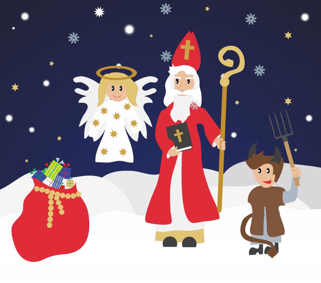 Mikulášská nadílka – symbol začátku Vánoc