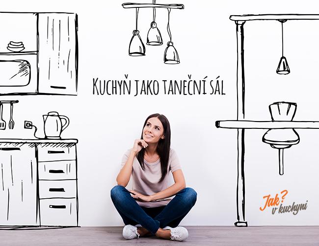 Kuchynn-jako tanecni-sal