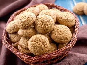 Rychlé kokosové sušenky do ručky