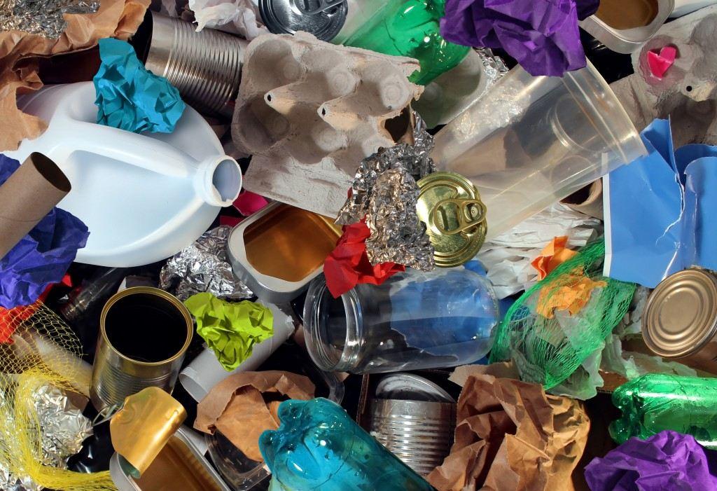 trideni odpadu