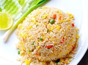 Rizoto z celozrnné rýže