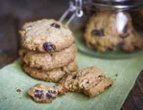 Super jednoduché a chutné oříškové sušenky