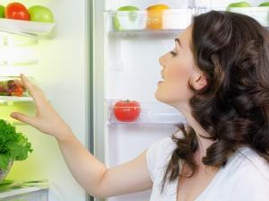 jak usporadat lednici