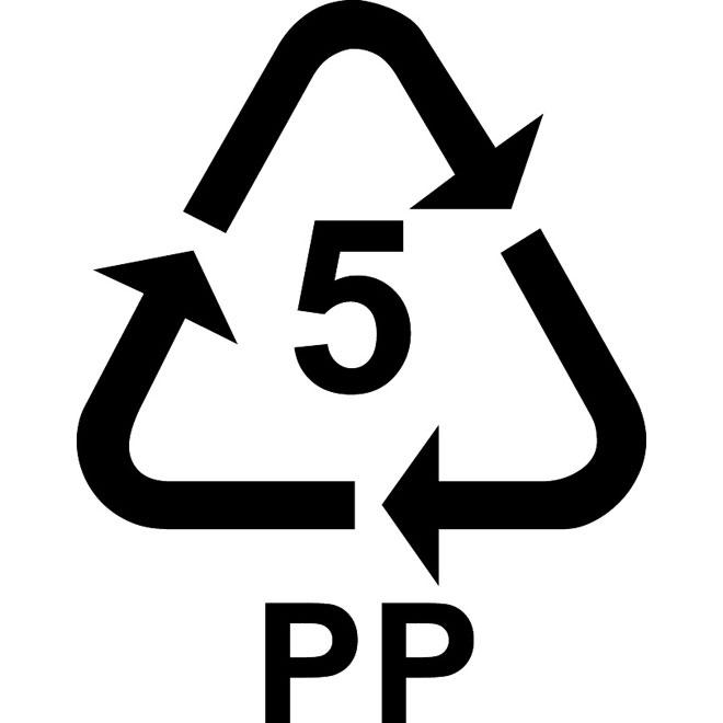 Recyklační symbol_PP5