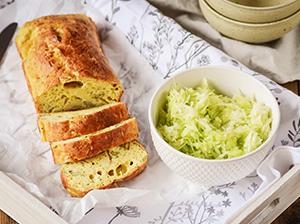 Cuketový chléb