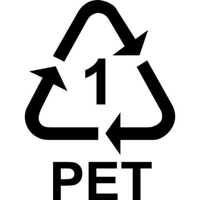 Recyklační symbol_PET 1