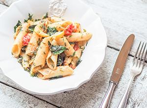 Bylinkoro-rajčatová pasta