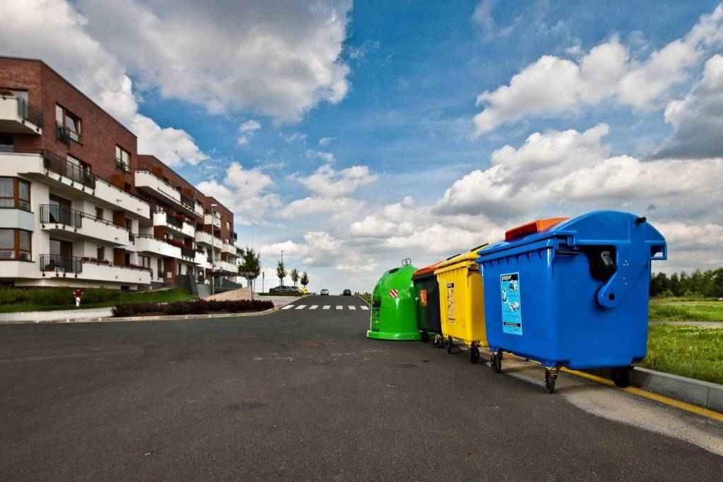 Z čeho se skládá domovní odpad. EKO-KOM