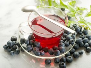 Čaj pro zdravé oči