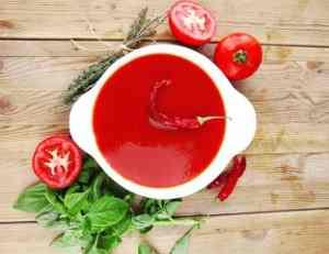 Super rychlá osvěžující rajčatová polévka