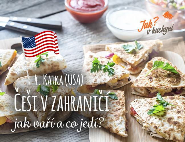 Češi v zahraničí - Jak vaří a co jedí