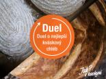Duel o nejlepší kváskový chléb