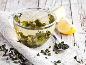 Cibulový čaj pro ty, kdo rádi teplé nápoje...