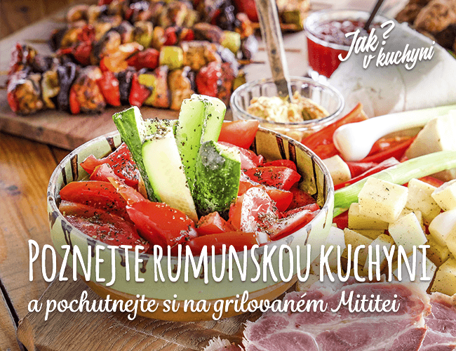 Poznejte rumunskou kuchyni