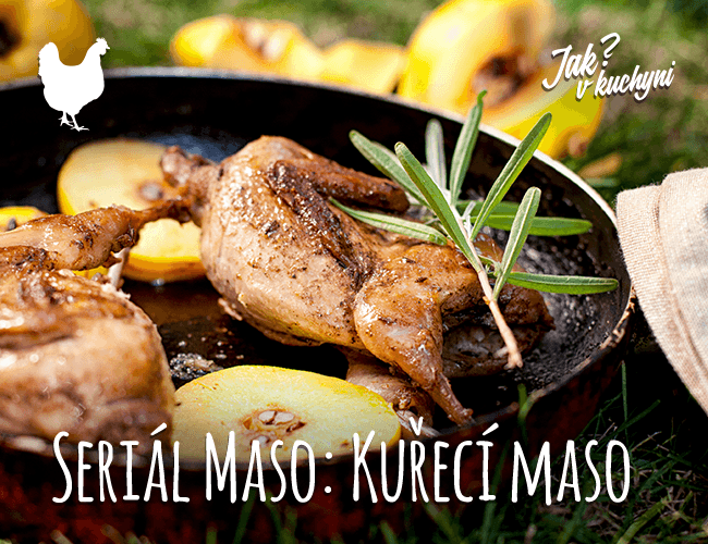 Seriál Maso_Kuřecí maso