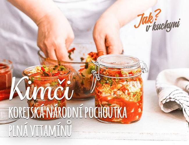Kimči_korejská národní pochoutka plná vitamínů