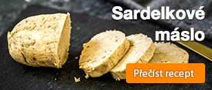 Sardelkové máslo