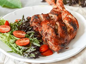 BBQ kuře