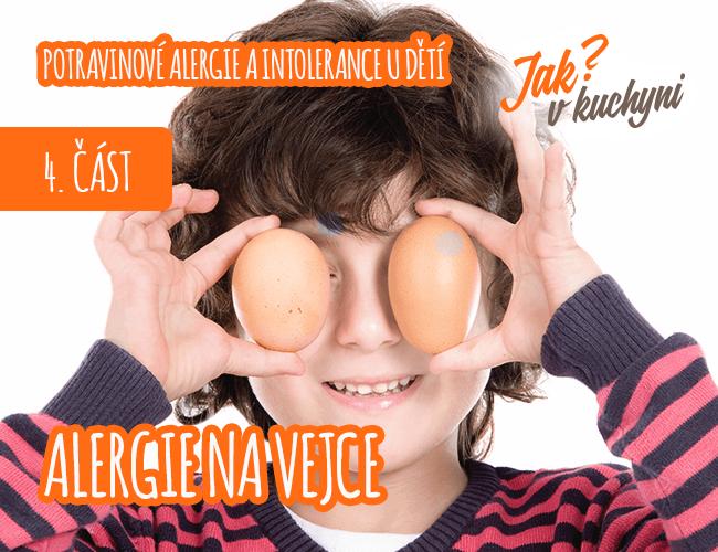 Potravinové alergie a intolerance u dětí