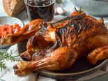 Kuře z pivní plechovky