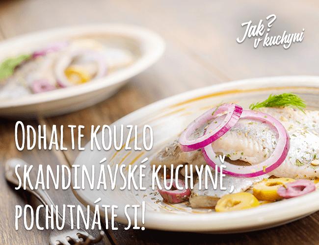 Odhalte kouzle skandinávské kuchyně