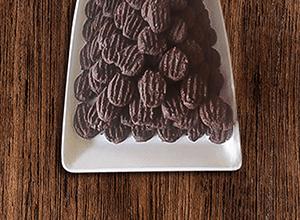 Kakaovo-kokosové sušenky