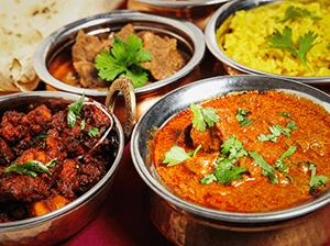 Poznejte indickou kuchyni