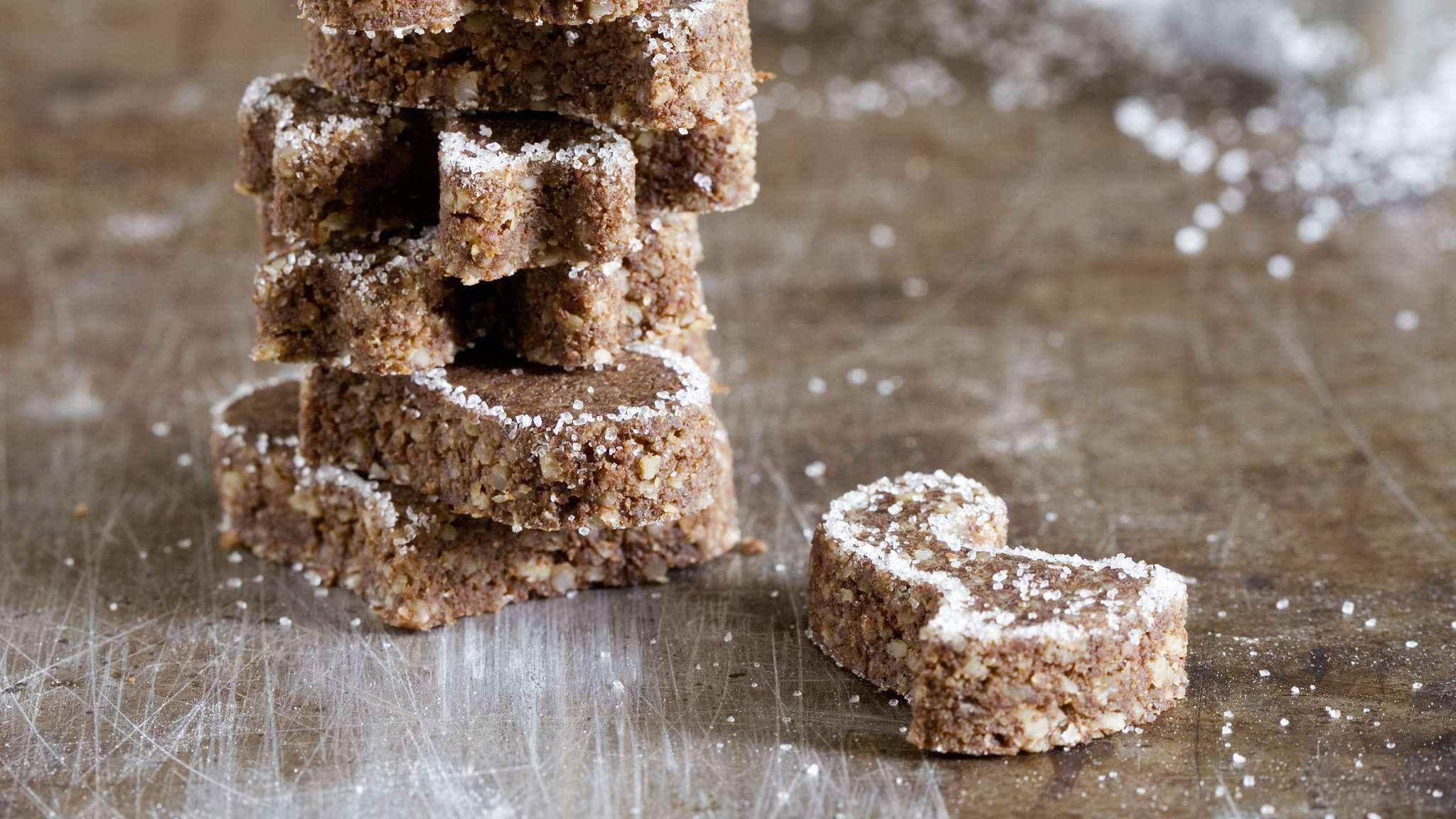 Basler brunsli – Basilejské sušenky