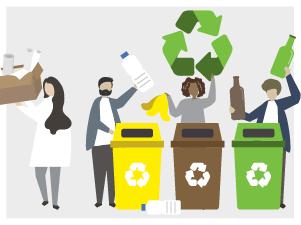 Infografika: Proč a jak třídit odpad