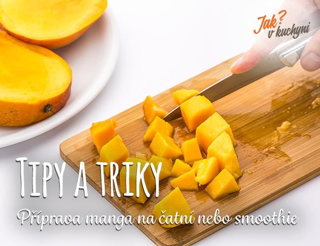 Jak správně skladovat mango