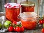 Čatní z rajčat a pečených paprik