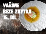 Polévka z bramborových slupek