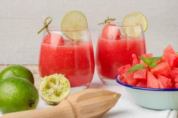 Smoothie z melounu