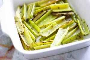 pečený celer