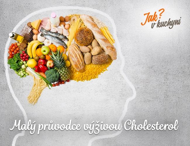 Malý průvodce výživou - Makroživiny 4: cholesterol