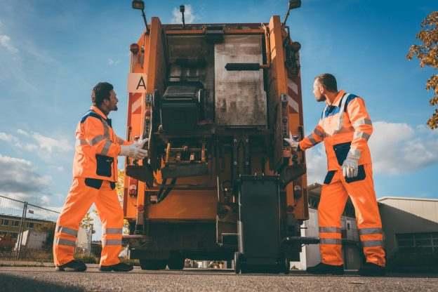 Jak funguje svoz odpadu