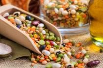Luštěniny v jídelníčku dětí i dospělých